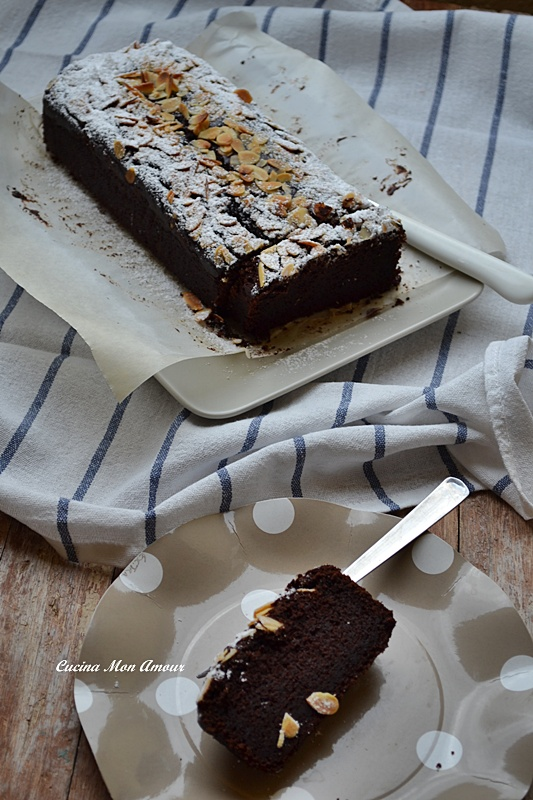 Plumcake Ricotta e Cacao