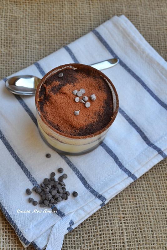 Tiramisù al Caffè