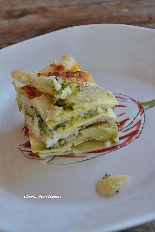 Lasagna ai Broccoli