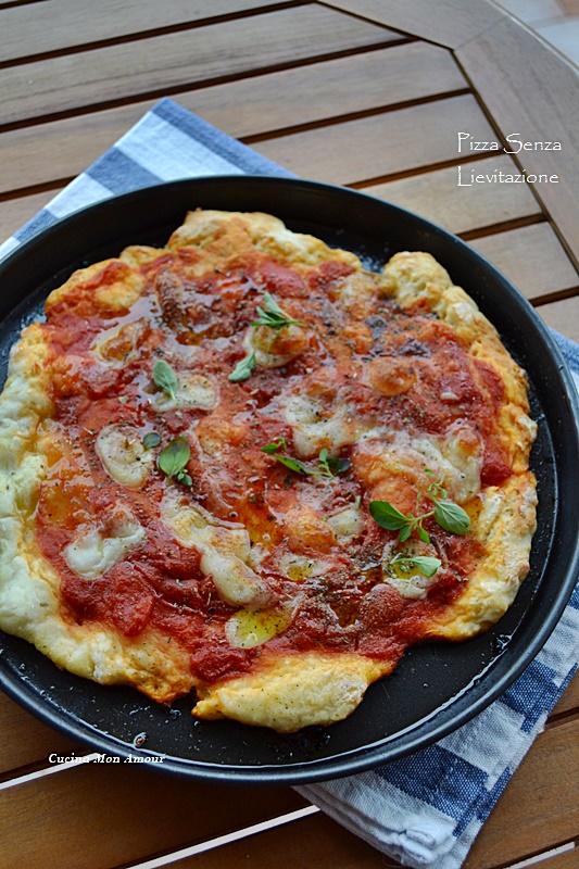 Base della Pizza con lo Yogurt