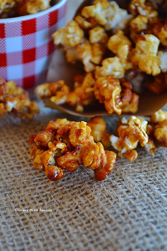 Popcorn docli