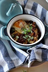 Cocotte in forno