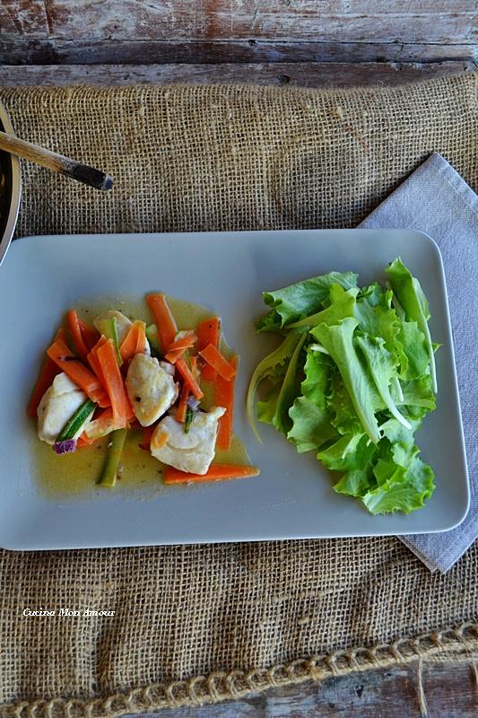 Pollo al Limone con Verdure