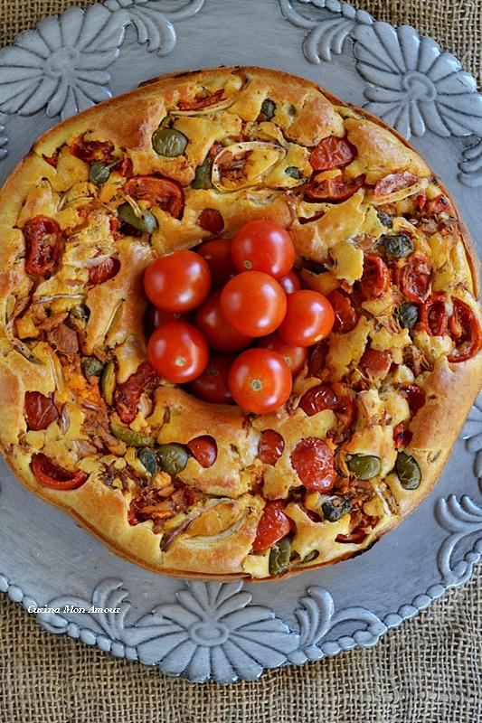Ciambellone Salato